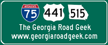 The Georgia Road Geek – Blogsite